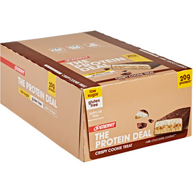 Enervit Protein Deal Bar Box 25 x 55g, Cookie